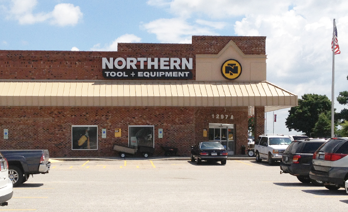Northern Tool u0026 Equipment - South Hills Mall and Plaza - South Hills Mall and Plaza - South ...